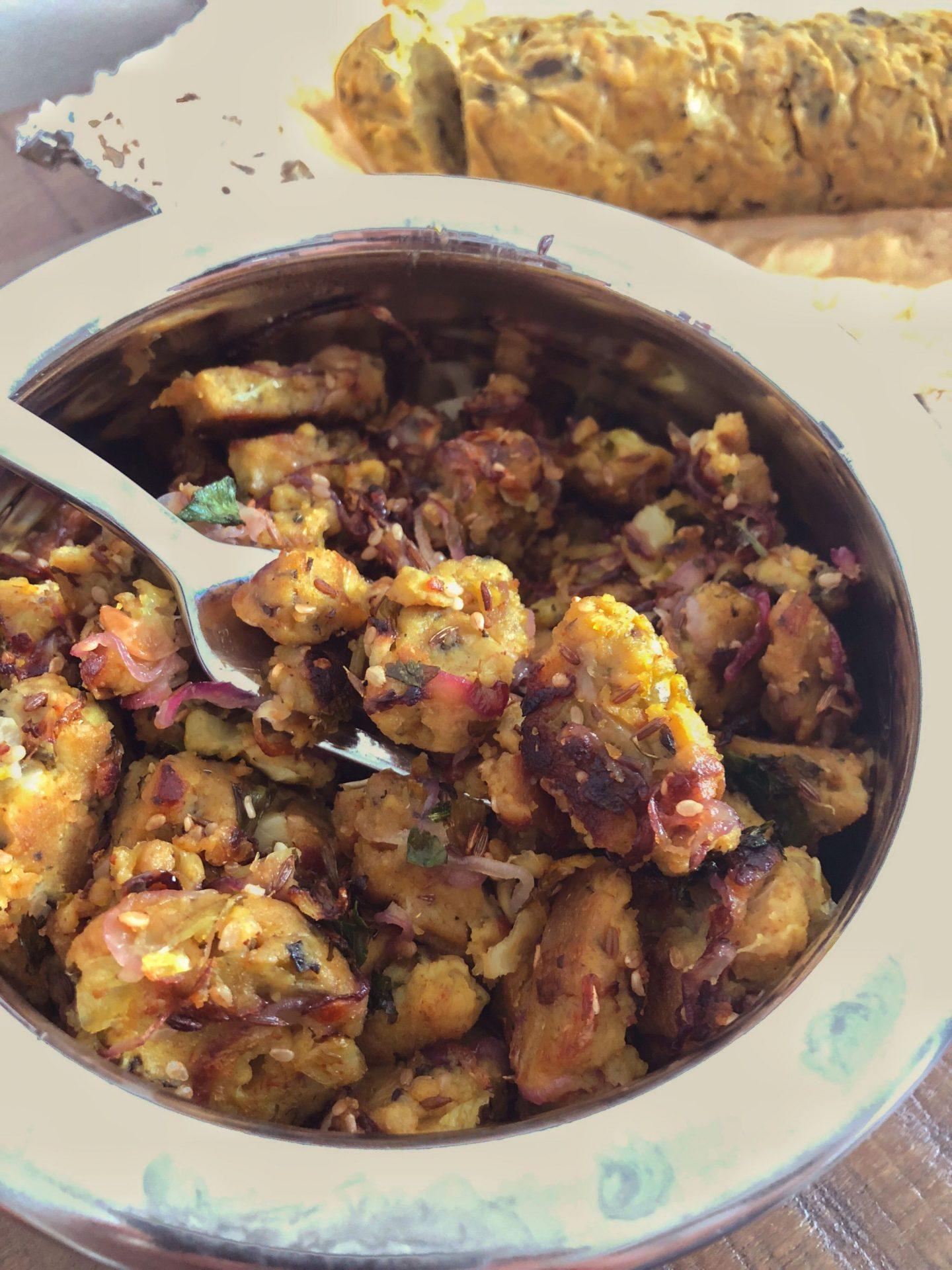 Gujarati Dumplings